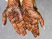 hindu wedding hands