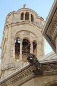 Bell Tower Of Phaneromeni Church