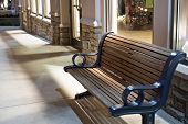 After Hours Bench