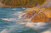 Sandstone Shore Lake Superior