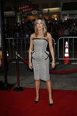 LOS ANGELES, CA - FEB 16: Jennifer Aniston at the premiere of Universal Pictures' 'Wanderlust' held