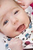 Portrait Of Little Baby