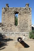 Iron Gun And Ruins