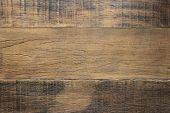 Dark wooden texture / background.
