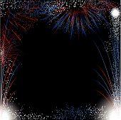 Fronteira de fogos de artifício