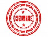 Custome Made-stamp