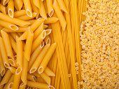 Italian Pasta. Background