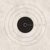 Shoot Target Accuracy Focus