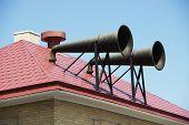 Foghorns - Daboll Trumpets