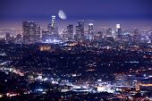 Los Angeles à noite
