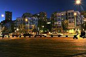 Seattle By Night