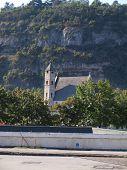 The Sant Apollinare Church In Trento