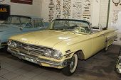 Vintage Car 1960 Chevrolet Impala Bubble Top