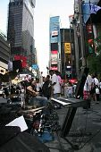 Times Square Street Musicians