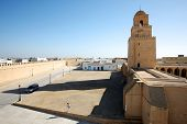 Great Mosque Of Kairouan Tunisia