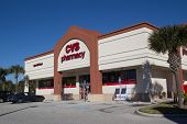 JACKSONVILLE, FL-FEBRUARY 17, 2014: A CVS Pharmacy in Jacksonville. CVS Pharmacy is the largest phar