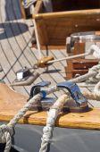 Sailboat Detail