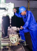 drilling machine operator