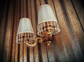 Retro Elegant Wall Lights