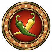 Mexican Chili Logo