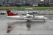 Transasia Airways Atr 72-200 Aircraft Crashed