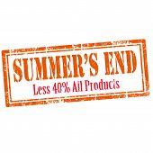 Summer's End-stamp