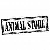 Animal Store-stamp
