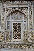 Small Taj (I'timād-Ud-Daulah) Detail, Agra, India