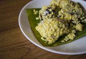 Mung Bean Rice Crepe