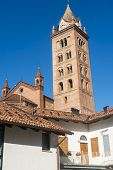 Cathedral Of Alba (cuneo, Italy)