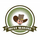 Cowboy Cartoon Character
