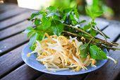 Vegetable for Thai noodle