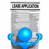 Reading Lease Applications