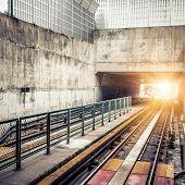 City Metro Rail