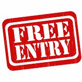 Free Entry-stamp