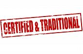 Certified And Traditional