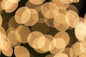 Festive bokeh shot to be used as background