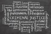 pic of flogging  - Word cloud for Criminal justice on blackboard - JPG
