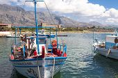 Frangokastello on Crete