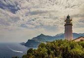 Lighthouse at Port de Soller