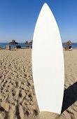 Summer Bulgaria Surfboard Sand
