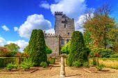 Knappogue Castle in Co. Clare, Ireland