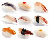 stock photo of exotic_food  - Traditional Japanese food  - JPG