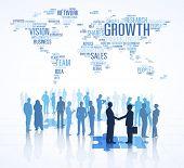 Global business market share.