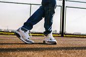 Feet dancer Sneakers