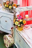 Rustic Lovely And Romantic Decoration