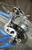 Detail of bike 2