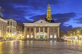 The Korenbeurs - Former Grain Exchange In Groningen