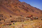 picture of atlas  - Morocco Toubkal National Park High Atlas - JPG