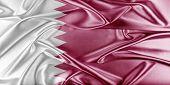 foto of qatar  - Qatar Flag - JPG